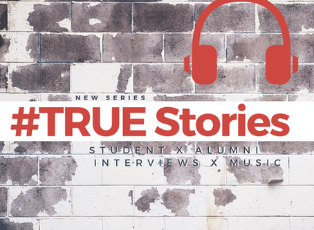 #TRUEStories our new podcast series launched!