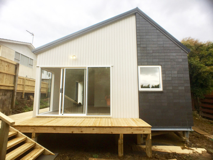 residential new built   60sqm Minor Dwelling