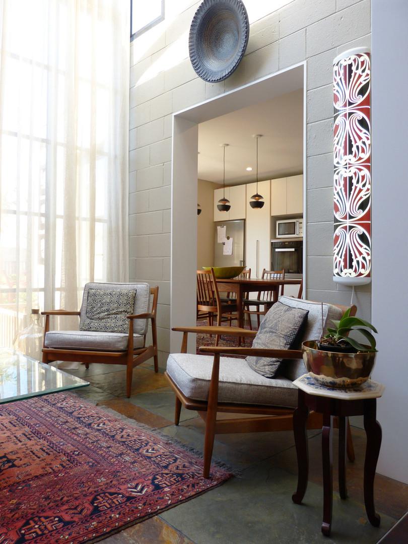 residential renovation | Freemans Bay