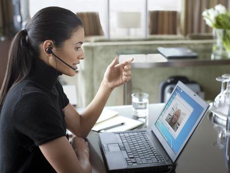 Arbeidsmiljø for digitale medarbeidere.