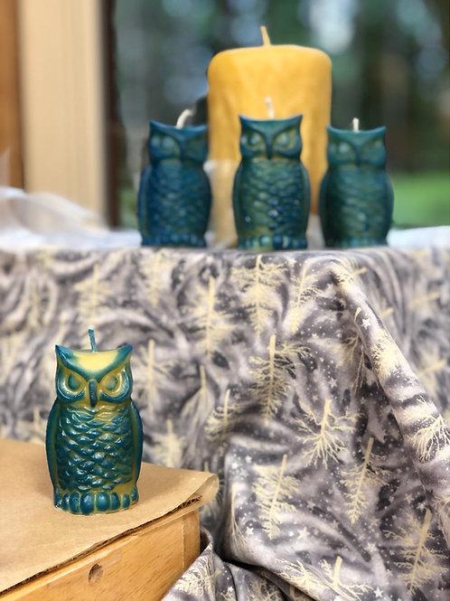 Indigo Owls