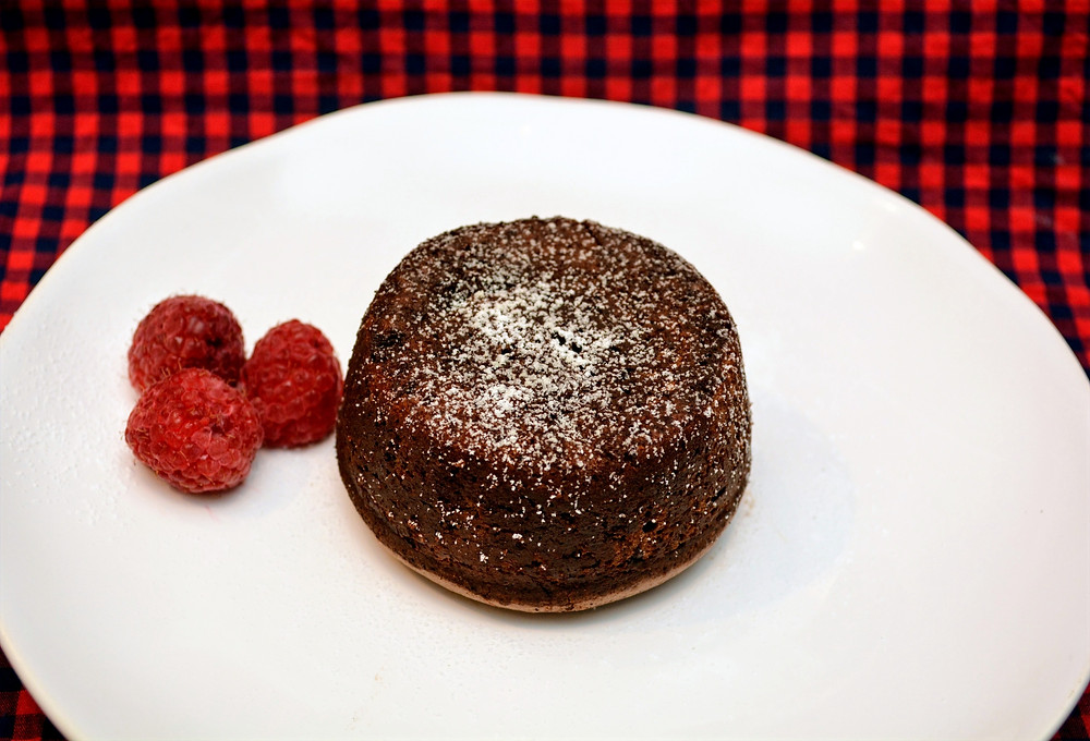 Rich and Decadent Mini Molten Chocolate Lava Cakes