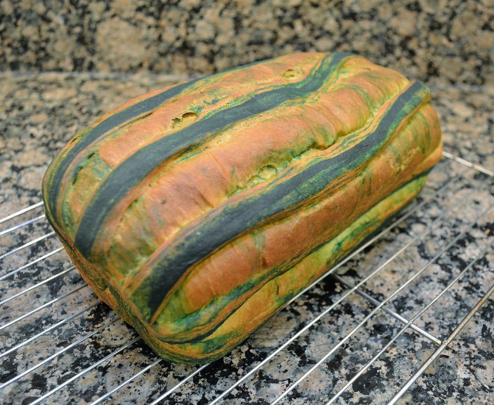 Watermelon Sweet Bread