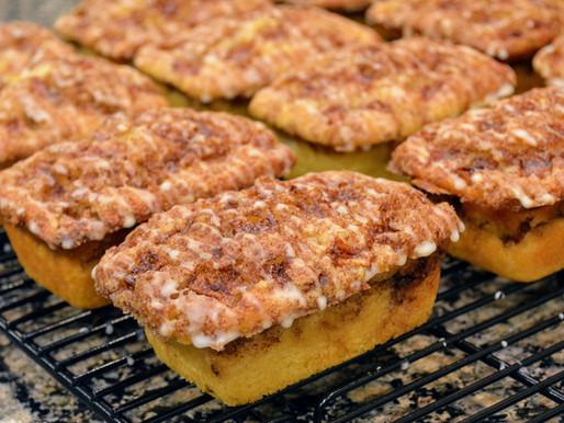 Apple Fritter Breads