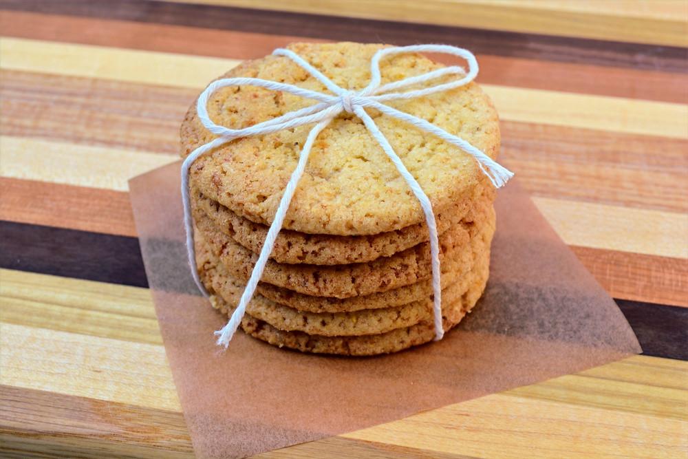Corn Sugar Cookies