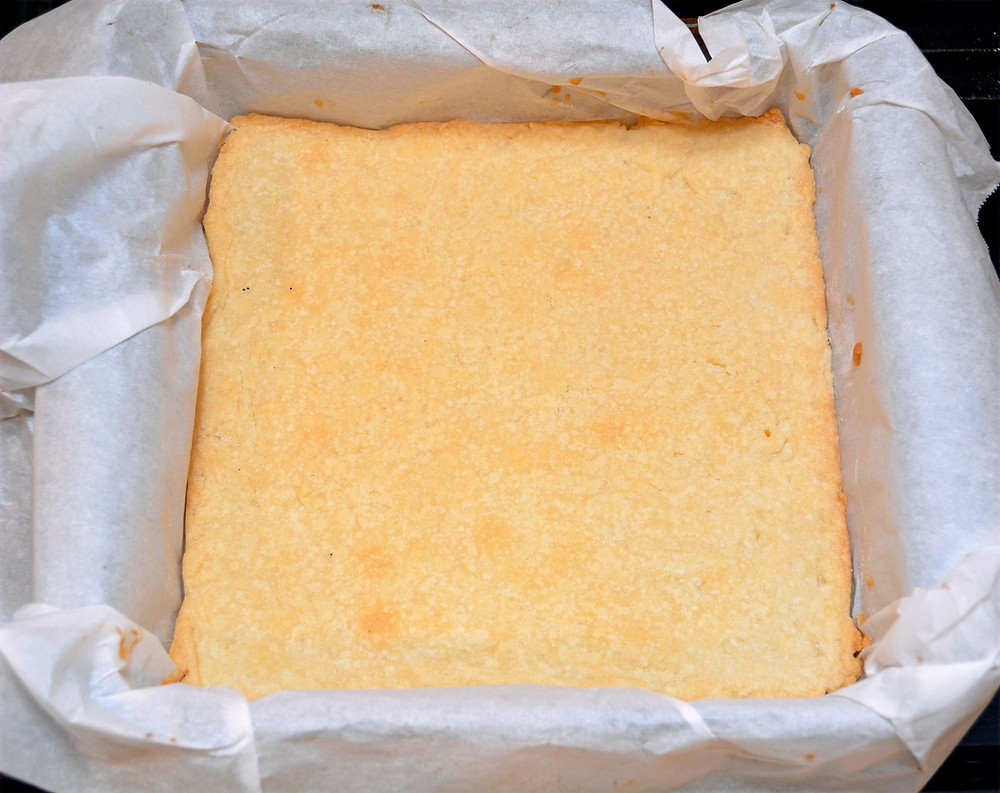 The Best Lemon Bars with Shortbread Crust