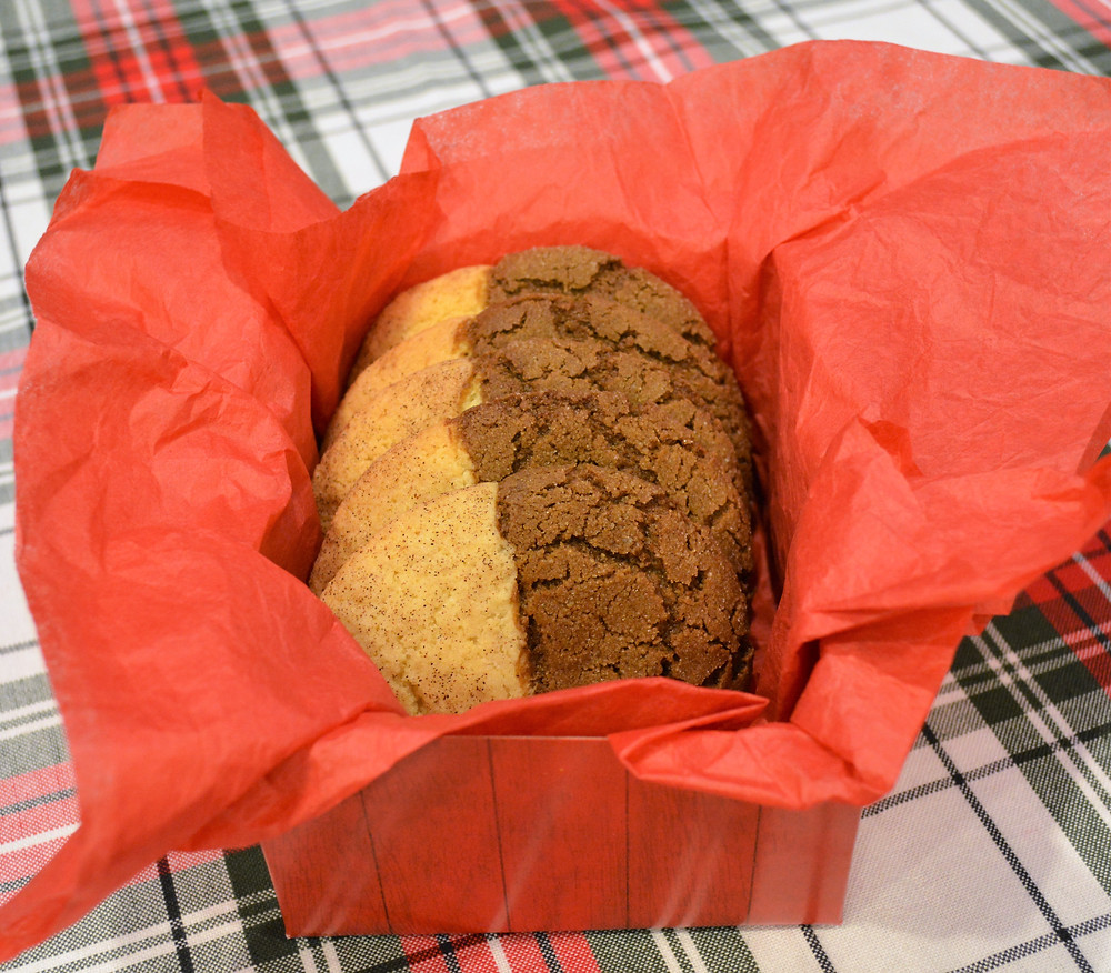 Soft and Chewy Jumbo Gingerdoodle Cookies