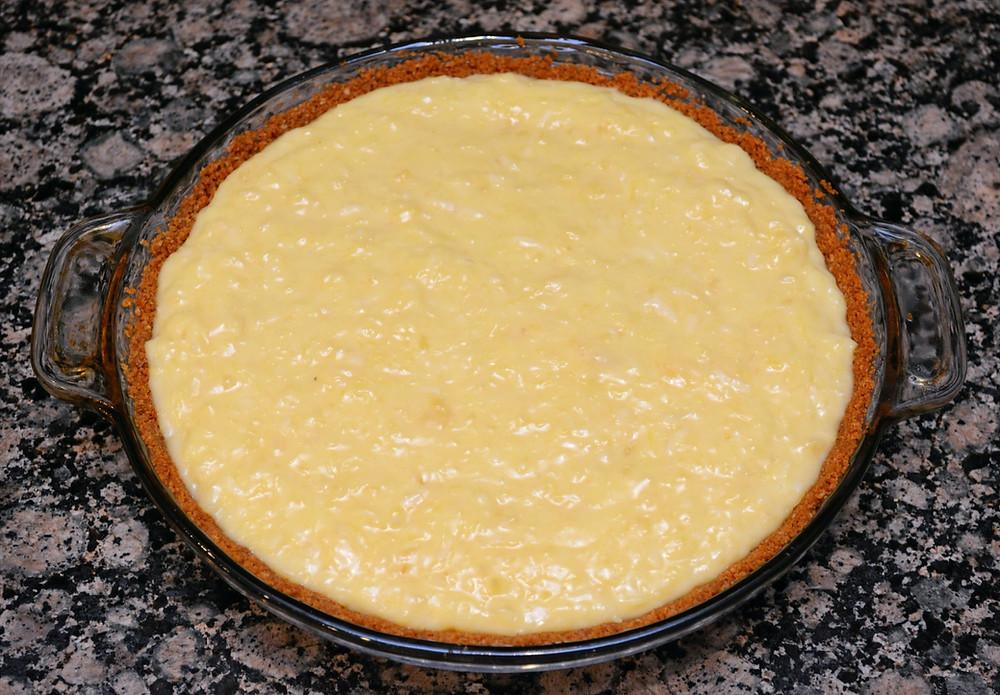 Silky and Luscious Pineapple Coconut Cream Pie