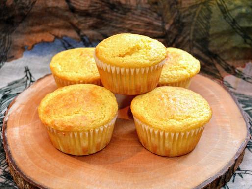 The Best Easy Honey Cornbread Muffins