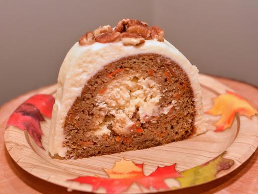 Carrot Cake Surprise Bundt Cake