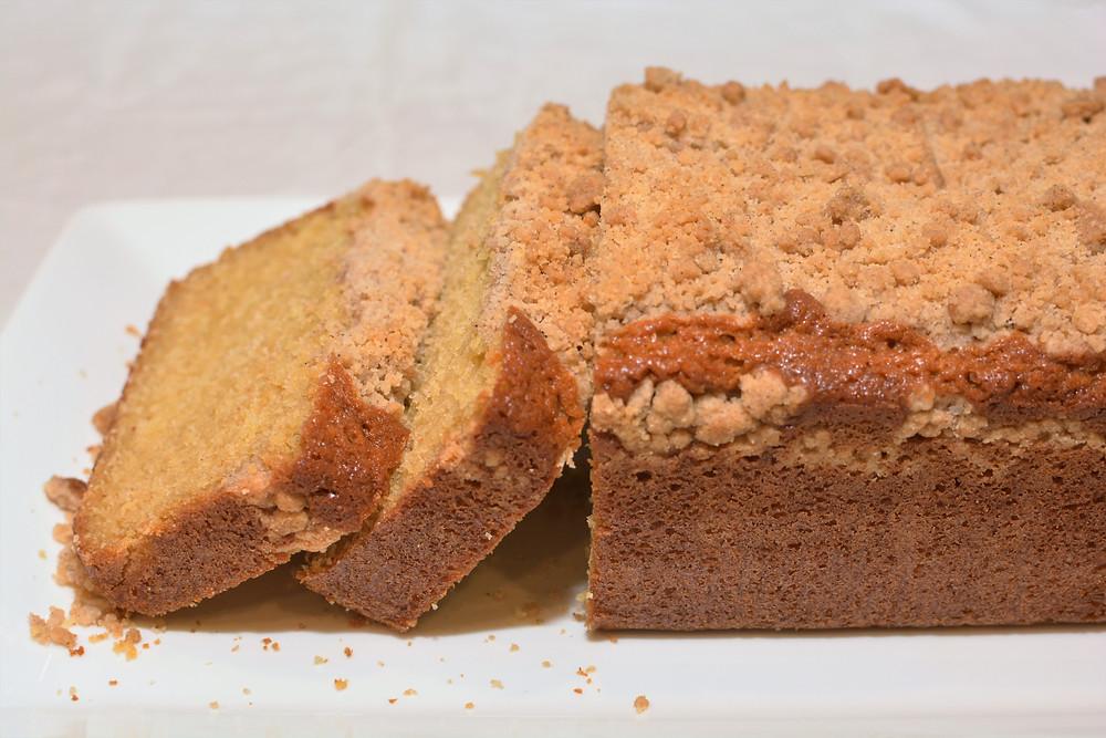 Buttermilk Pancake Coffeecake Bread