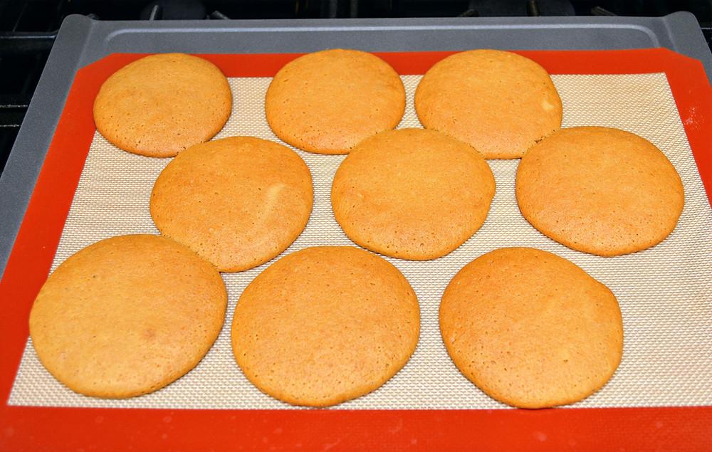 Old-world German Honey Cookies