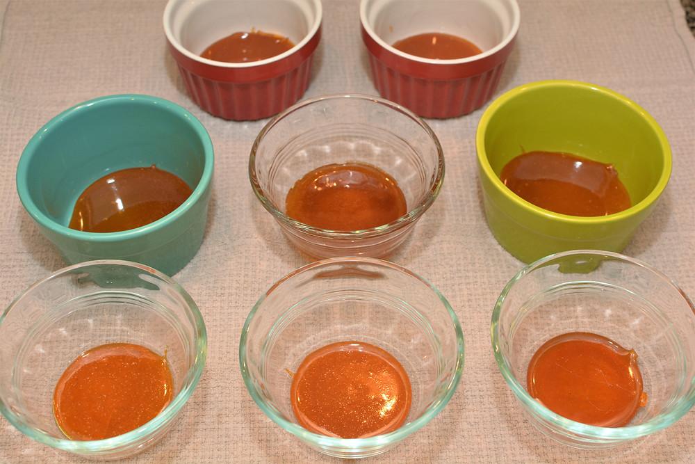 Caramel Sauce for Caramel Flan