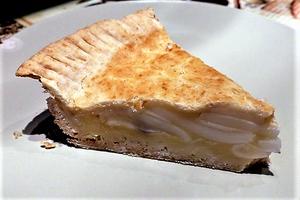 Slice of Philippines' Authentic Coconut Pie