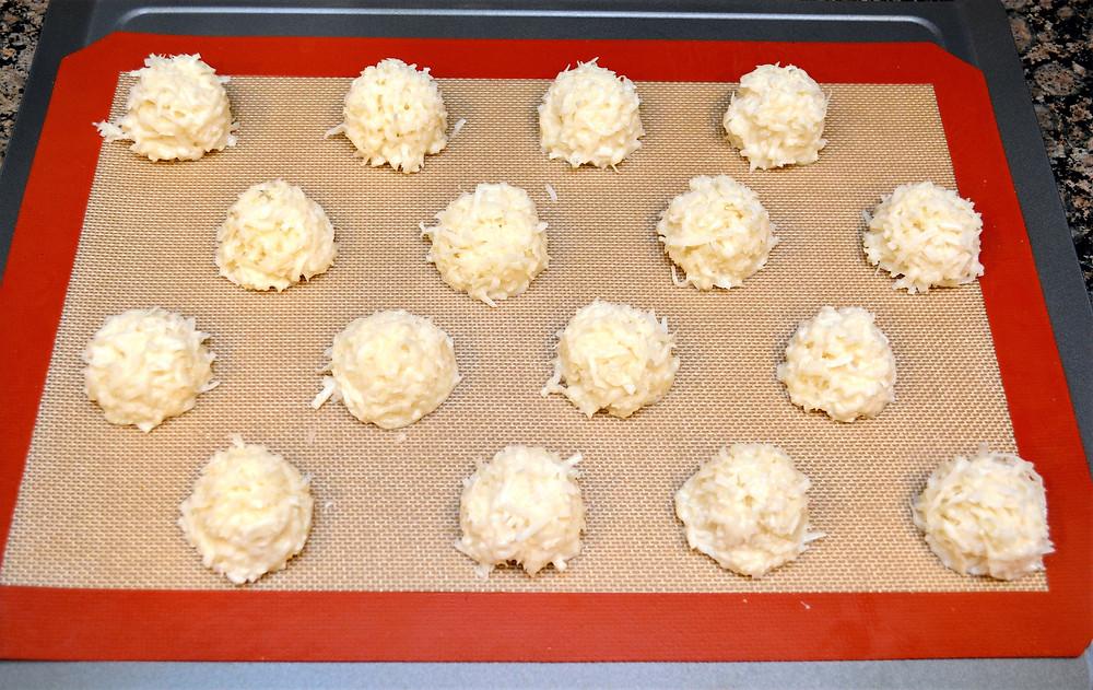 Easy Coconut Macaroons