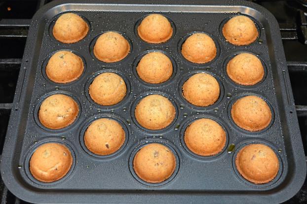 Fresh Baked Cinnamon Pecan Vanilla Cake Pops