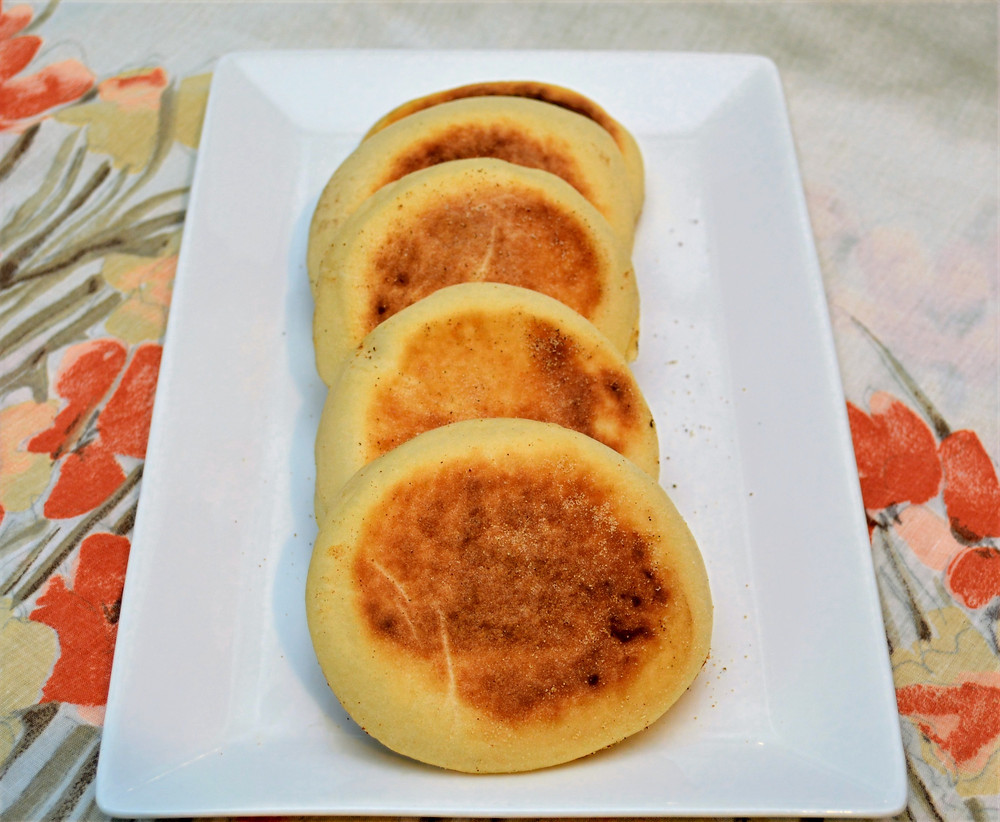 Better than Store Bought Homemade English Muffins