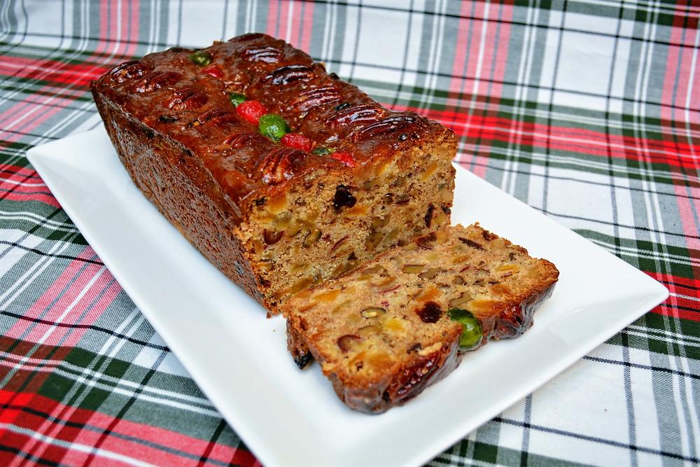 Best Holiday Fruitcake
