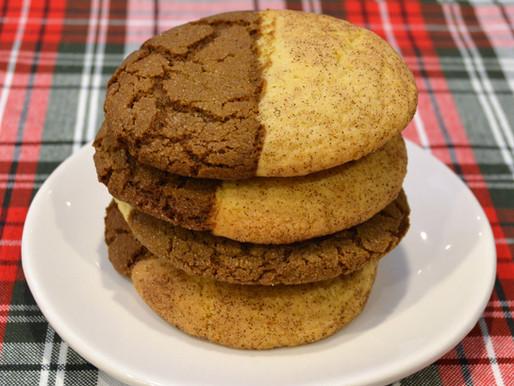 Jumbo Gingerdoodle Cookies