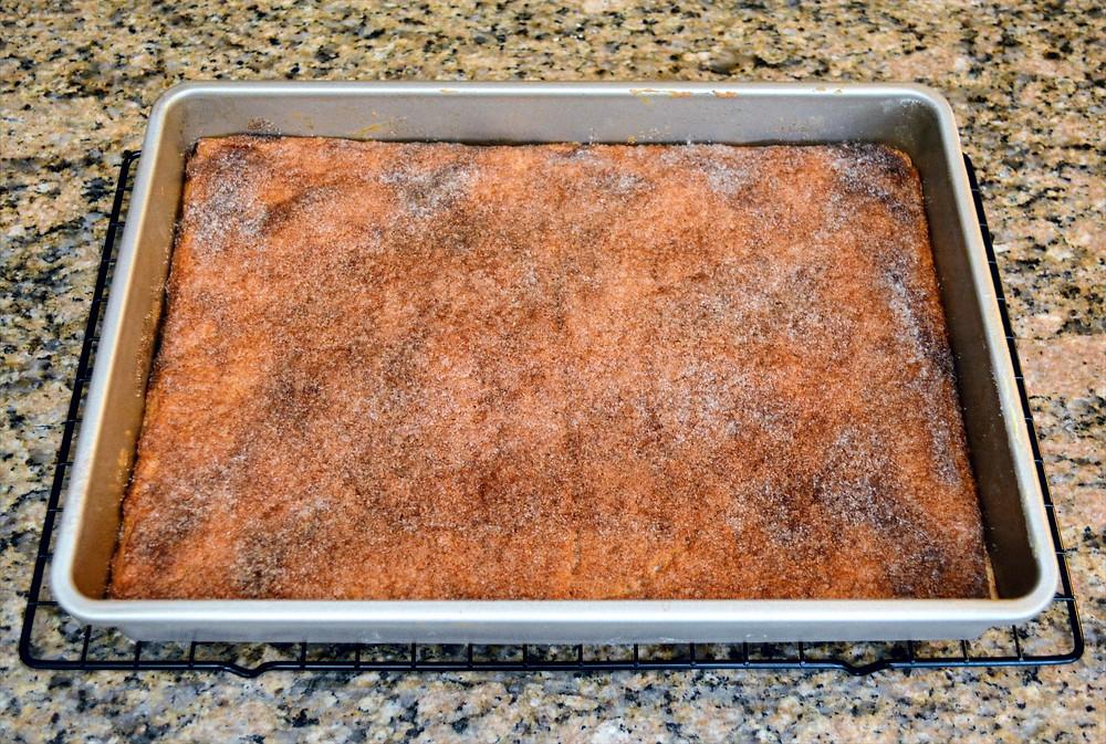 Easy Sopapilla Cheesecake Bars