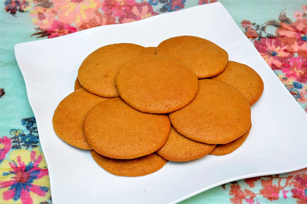 Soft & Chewy German Honey Cookies