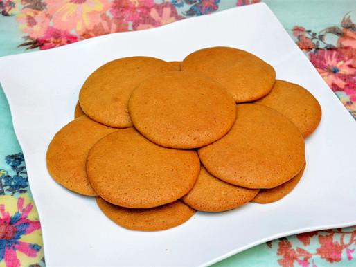 Old German Honey Cookies (Alte Deutsche Honig Plätzchen)