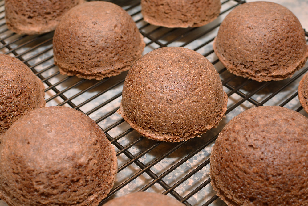 Homemade Chocolate Hostess Sno Balls