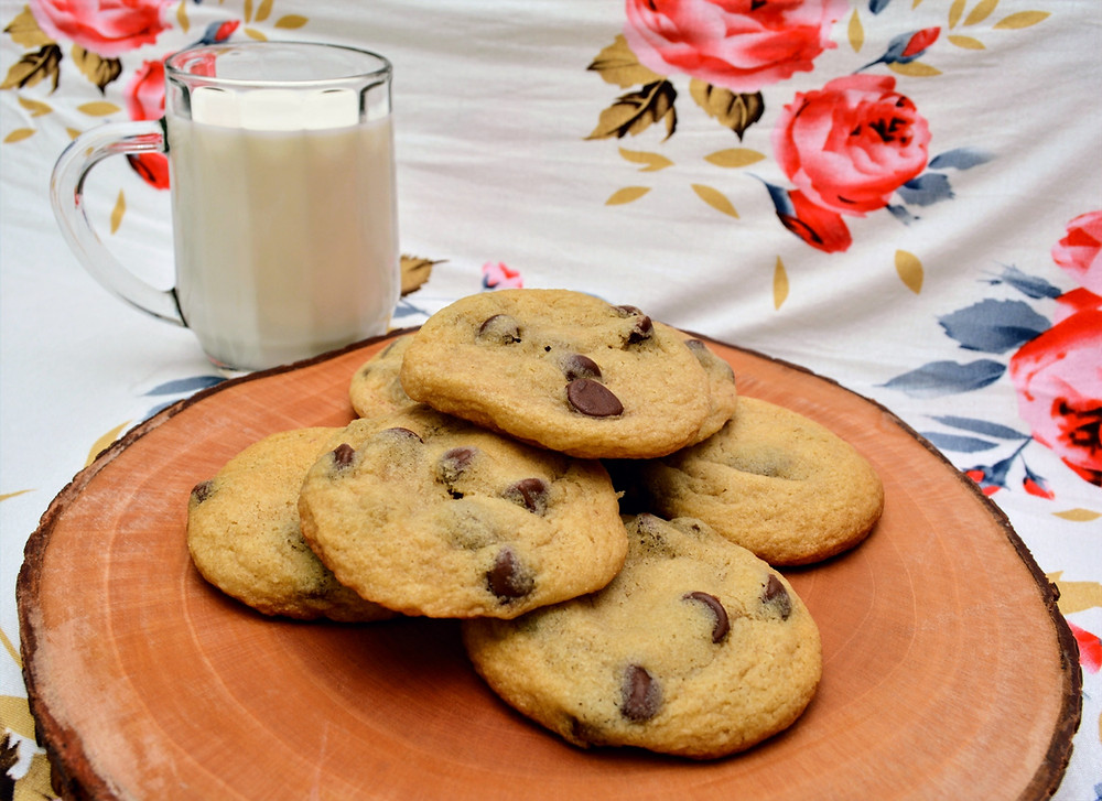 Buttery Soft & Chewy Chocolate Chip Cookies