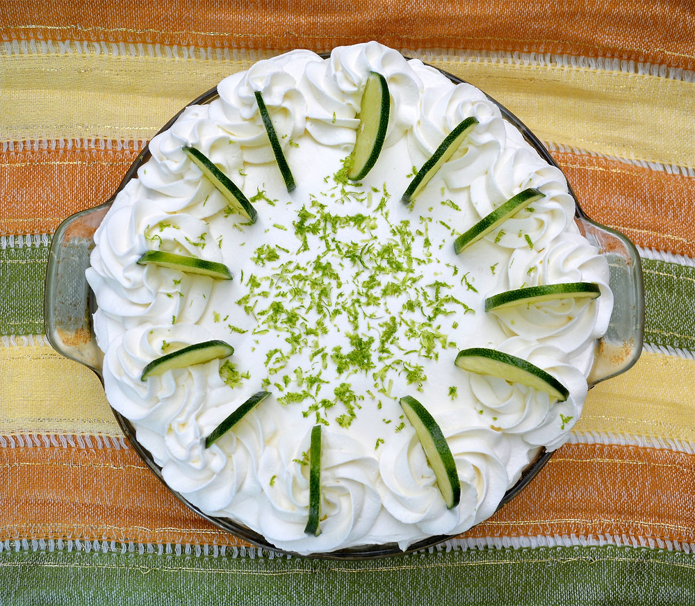Cool and Refreshing Key Lime Cream Pie