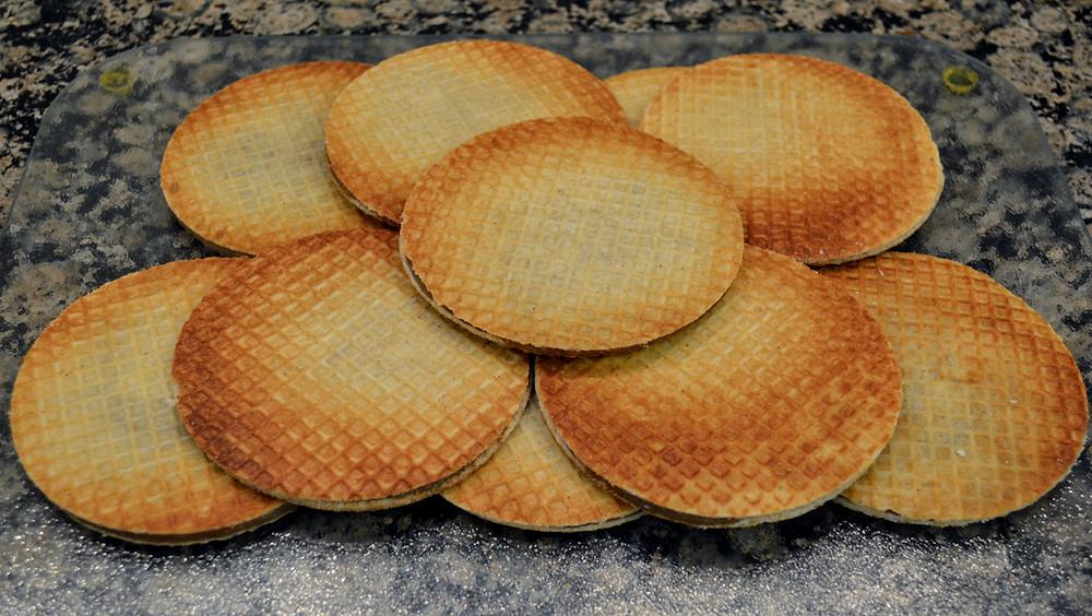 Chewy Stroopwafels