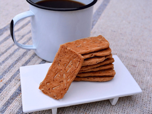 Belgian Almond Thin Cookies