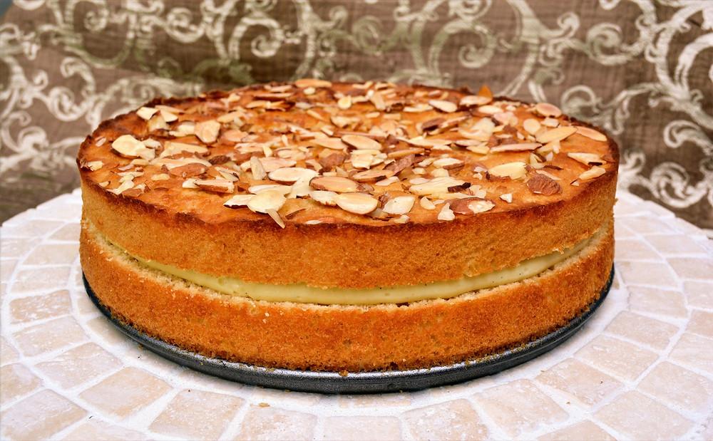 Authentic German Bee Sting Cake