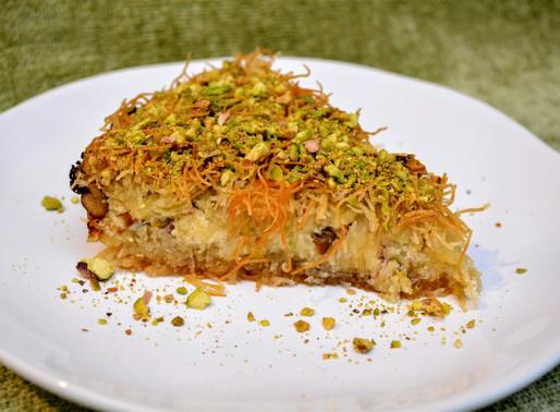 Künefe (Kanafeh) | Turkish Dessert