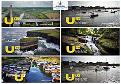 UTV Ireland's Aerial Idents