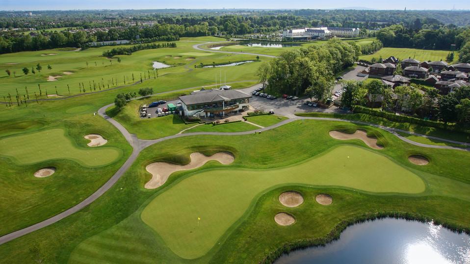 Golf Course Aerials