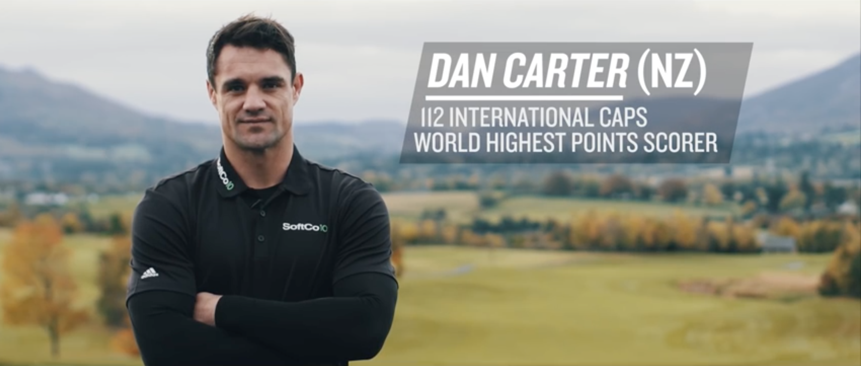 Dan Carter vs ROG - Softco