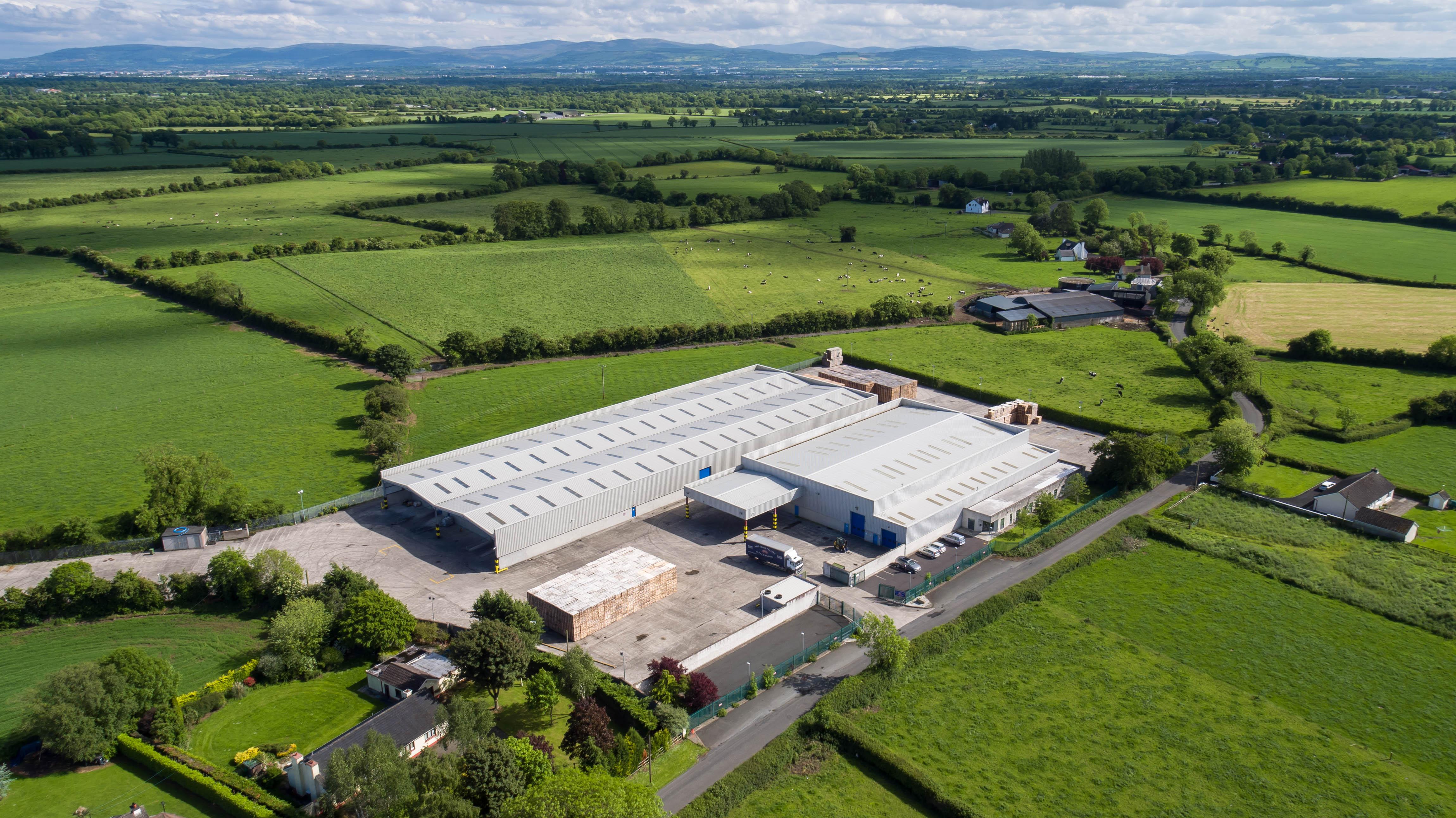 Warehouse Aerials
