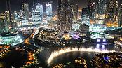 Dubai Aerial Shoot