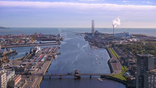 Dublin City - Dublin Chimneys