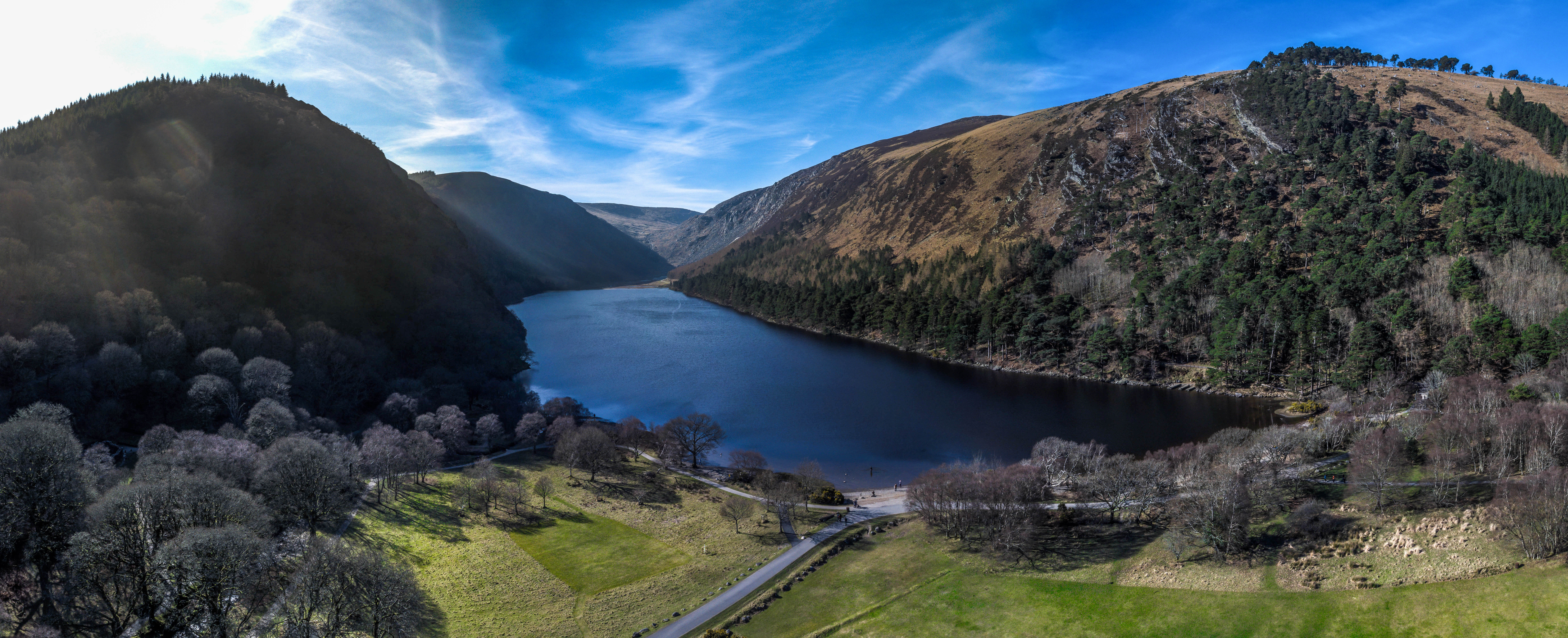 Glendalough with increased Shadows-2 copy