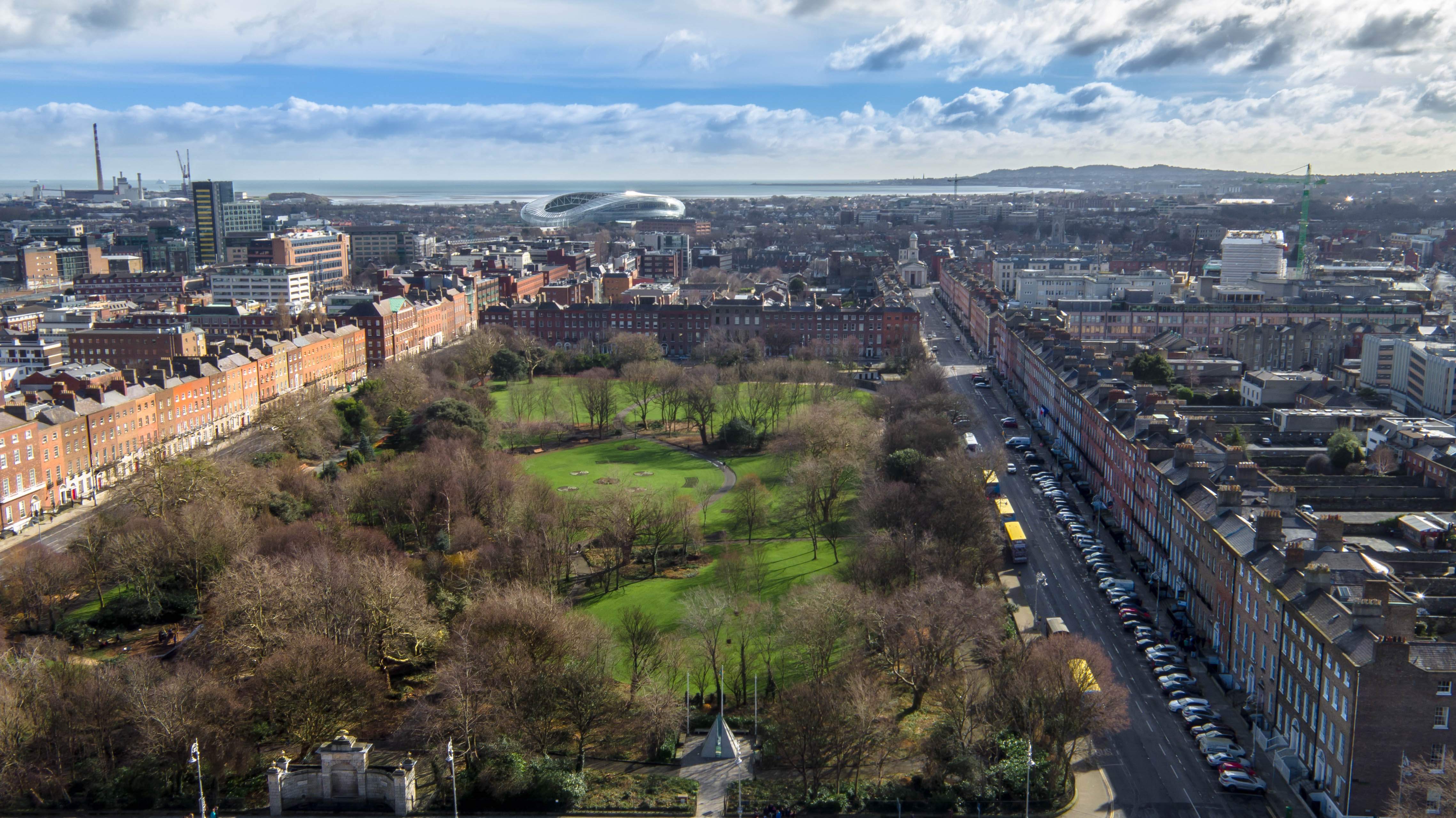 Dublin City - Merrion Square