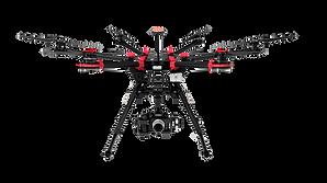 heavy lift aerial filming ireland