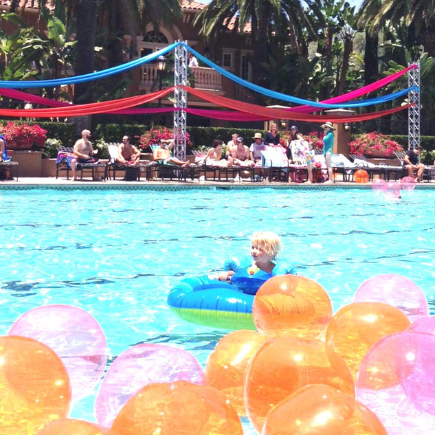 IC Residential Properties Summer Pool Party