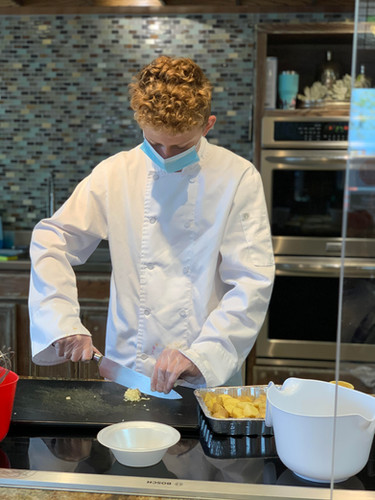 Teen Cooking Classes
