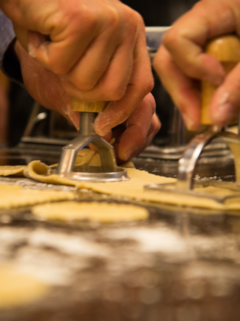 Make Your Own Pasta!