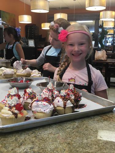 Cupcake Wars Birthday Party!