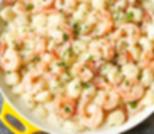 Shrimp-and-Gnocchi-with-Garlic-Parmesan-