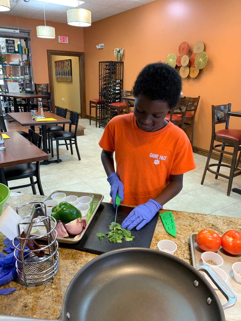 Kid's Culinary Camps