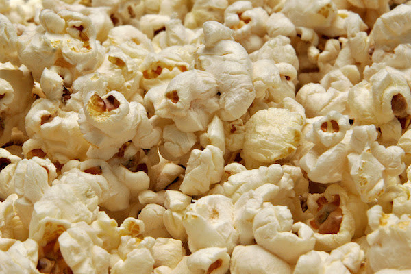 Popcorn - Healthy Snacking Tips