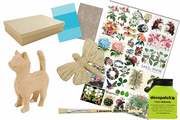 "DECOUPAGE ""Starter KIT"""